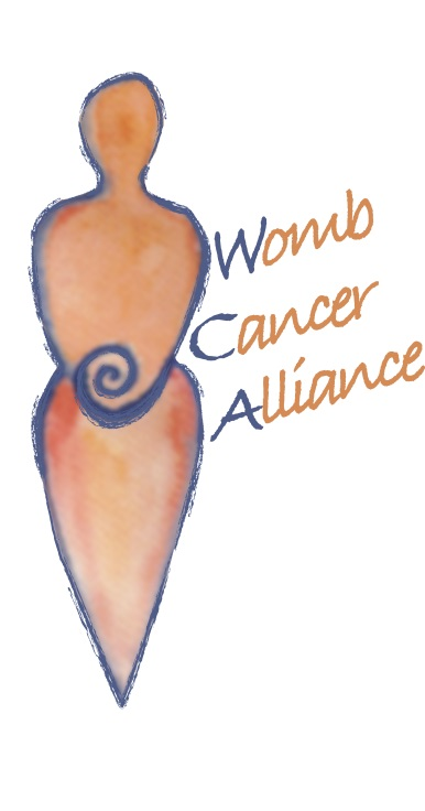 Womb Cancer logo